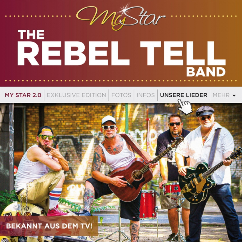The Rebel Tell Band